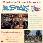 Heerlijk uit eten in Nijmegen bij Le Steak in Berg en Dal.