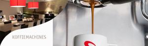 koffiemachines van kwaliteit