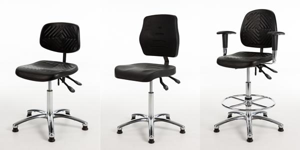 Mogelijkheden loketstoelen